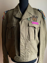 Load image into Gallery viewer, Queen Vintage Cadet Jacket (Med/Lrg)