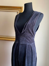 Load image into Gallery viewer, Velour Jumpsuit (Med)