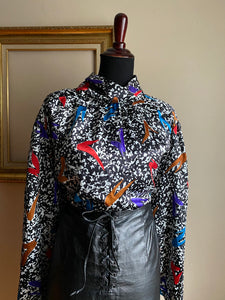 School Daze Blouse (XXL)