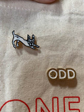 Load image into Gallery viewer, ODD Patrick Lapel Pin