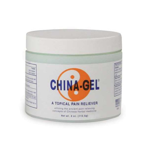 China-Gel Topical Pain Reliever 4 oz.