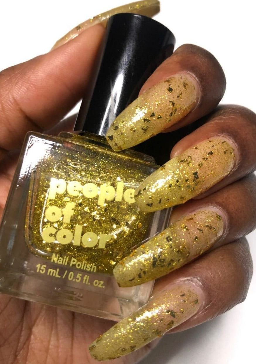 People Of Color Nail Polish Anacaona