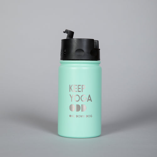 Keep Yoga ODD 12 oz. Water Bottle