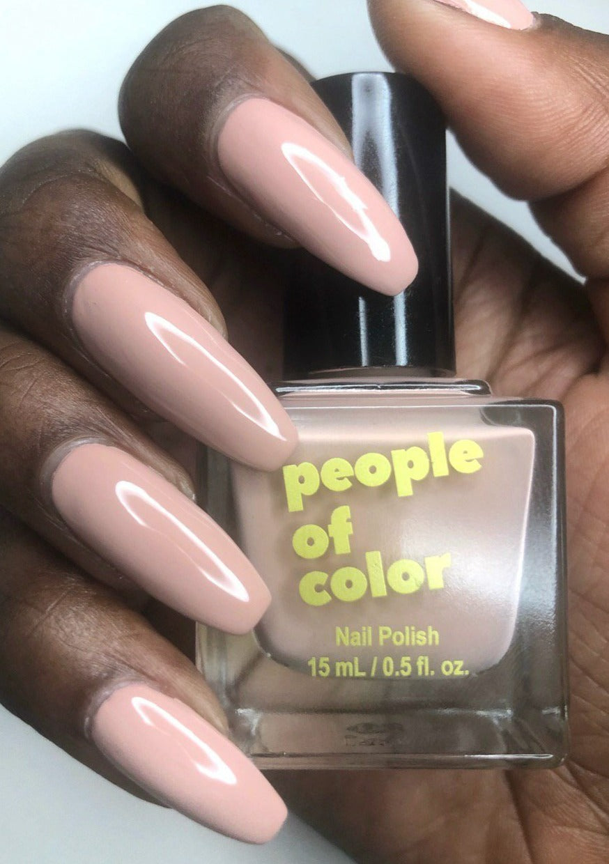 People Of Color Nail Polish Creme De La 'Mel