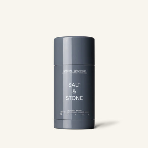 Salt & Stone Natural Deodorant - Vetiver + Sandalwood