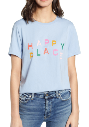 Ban.do Happy Place Tee