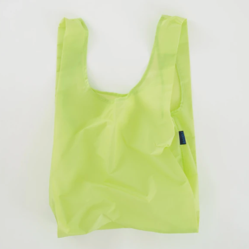lime colored standard bag