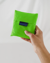 Load image into Gallery viewer, Baggu Standard Bag Neon Green