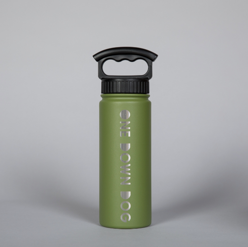 ODD 18 oz. Water Bottle Green