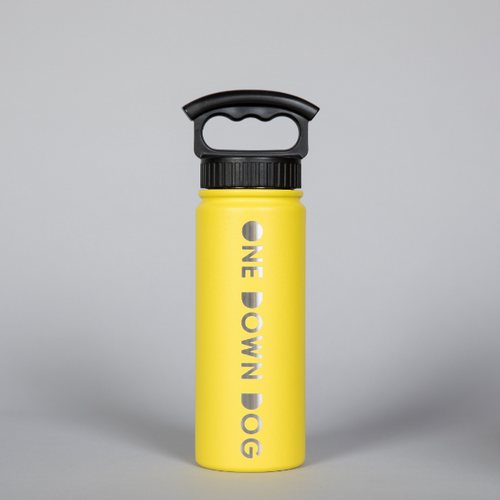 ODD 18 oz. Water Bottle Yellow