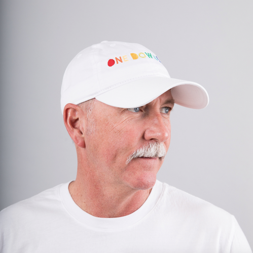 ODD Rainbow Dad Hat