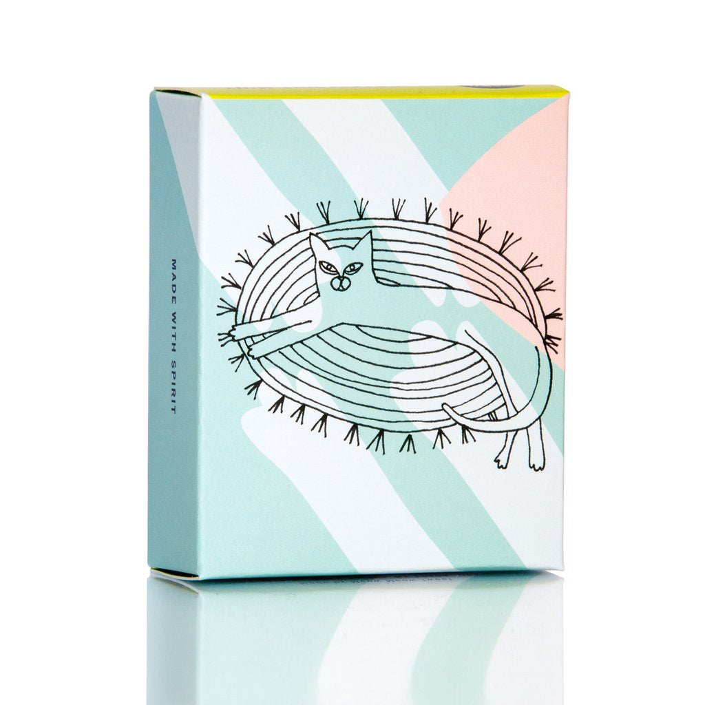 Meow Meow Tweet Grapefruit Mint Bar Soap