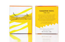 Load image into Gallery viewer, Meow Meow Tweet Tangerine Basil Bar Soap