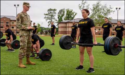 Army ACFT workout