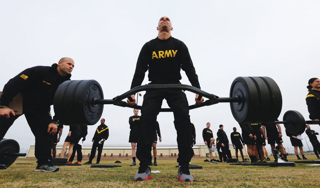 How to train for the ACFT