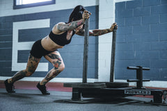 ACFT Sled Workout