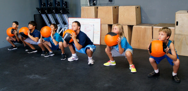 How CrossFit Training Can Help Kids Learn | Rally Fitness