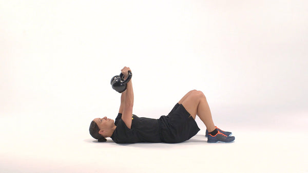 Army Combat Fitness Test Kettlebell Pushup