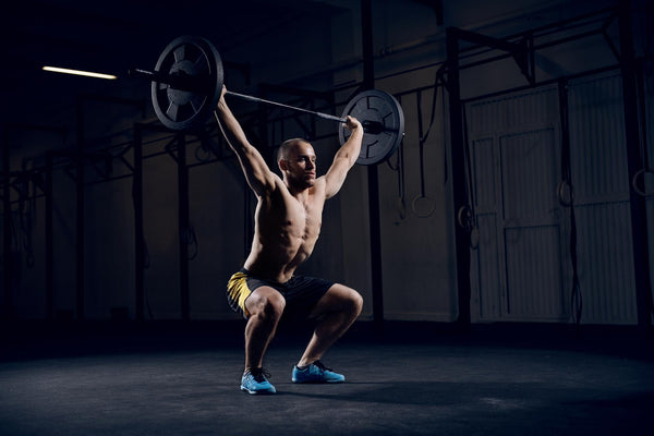 Snatch Lift CrossFit
