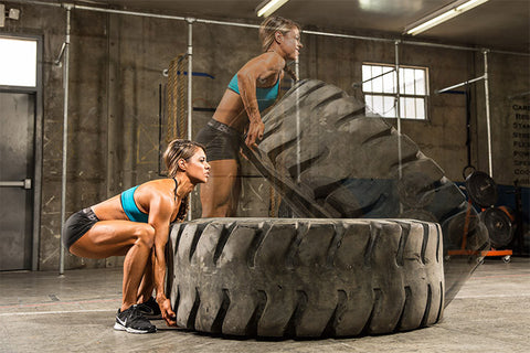 tire flip exercise
