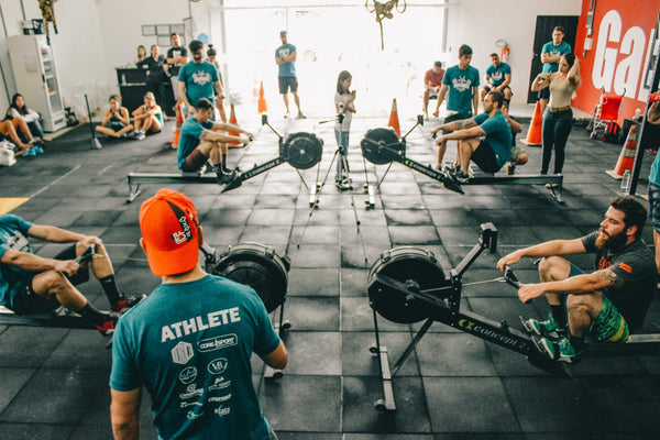 CrossFit class by Victor Freitas