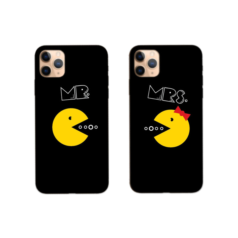 Couple Pacman cover