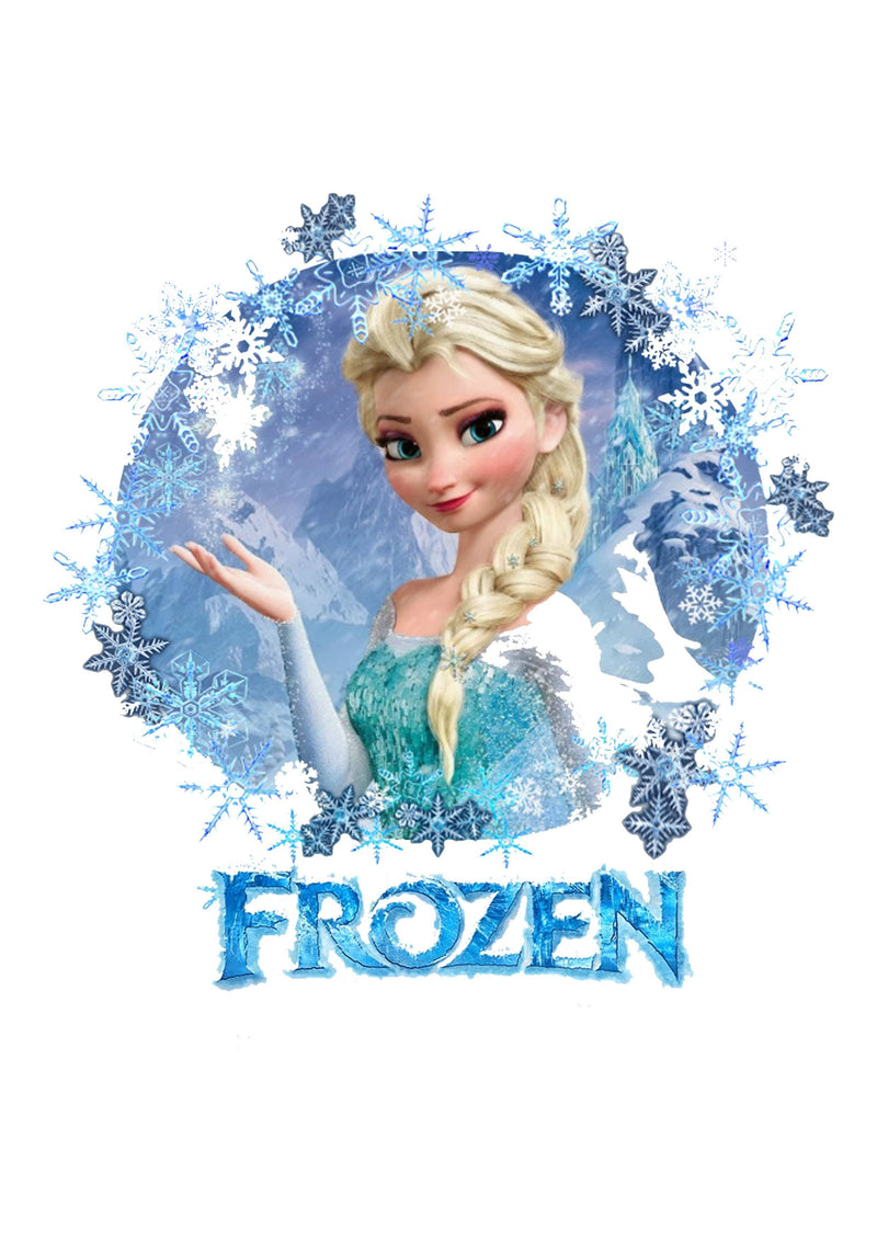 Princess Frozen T-Shirt
