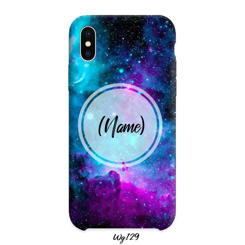 Galaxy customized cover