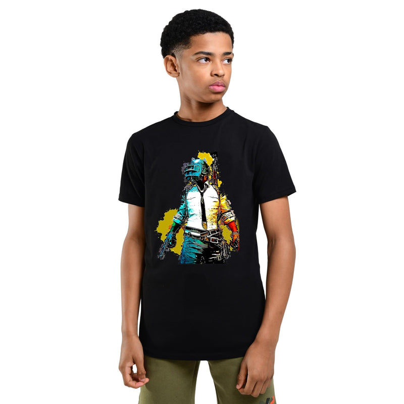 Pubg Boys T-shirt for kids