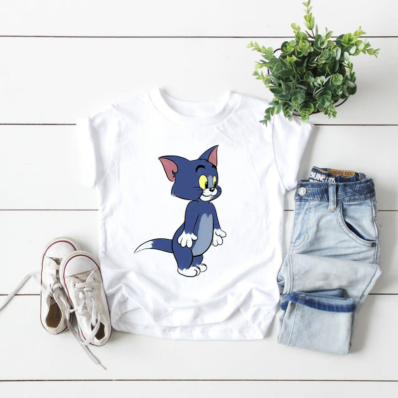 Tom And Jerry Boys T-shirt for kids