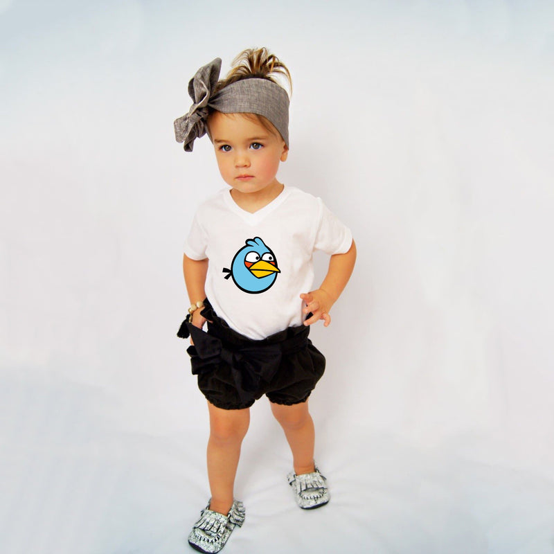 Angry bird Girl Kids T-Shirt