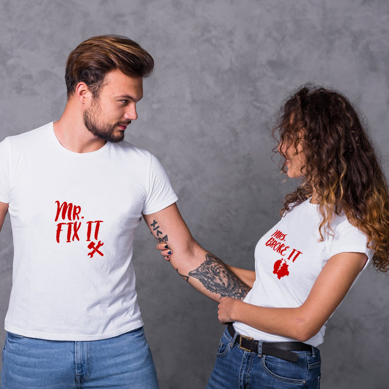 Couple matching quotes T-Shirt