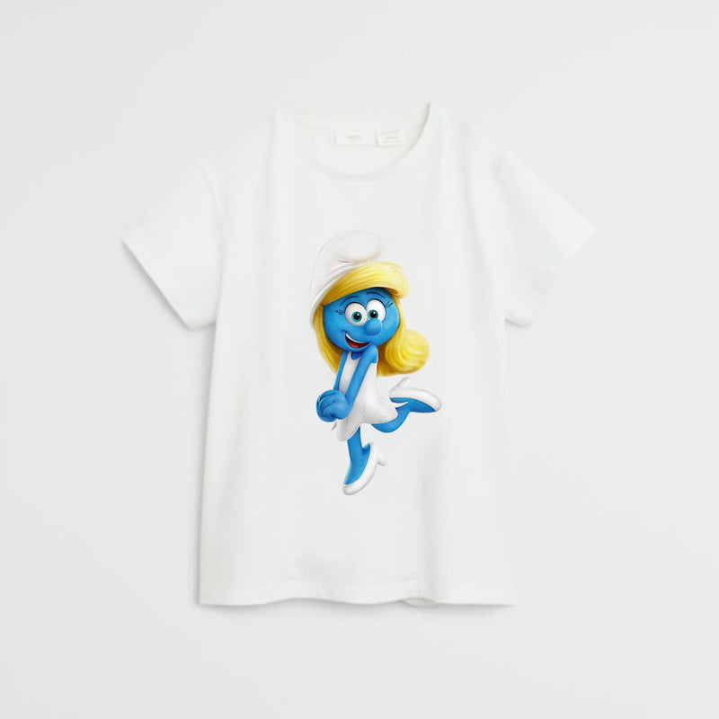 Smurfs Girls t-shirt for kids