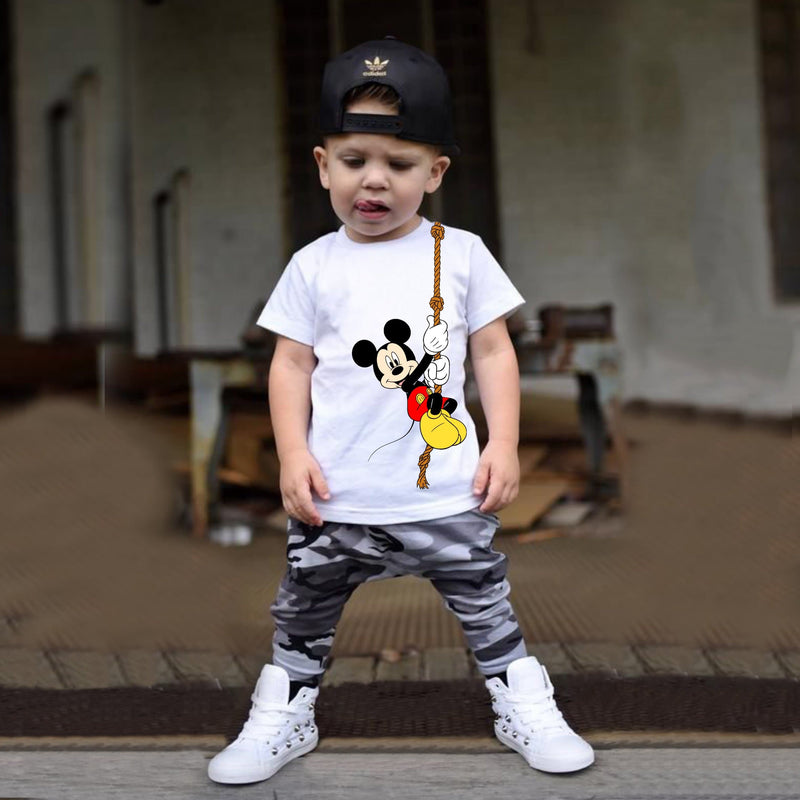 Micker Mouse Boys T-shirt for kids