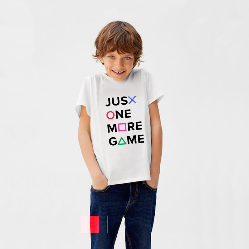 Playstation Boys T-shirt for kids