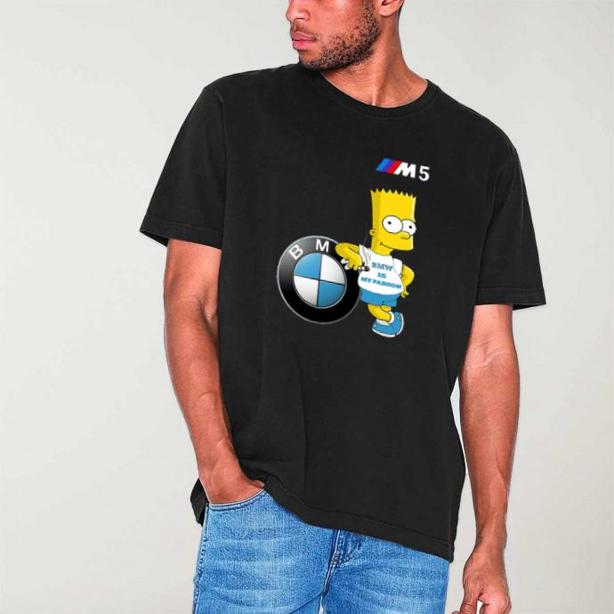 Simpson BMW T-Shirt