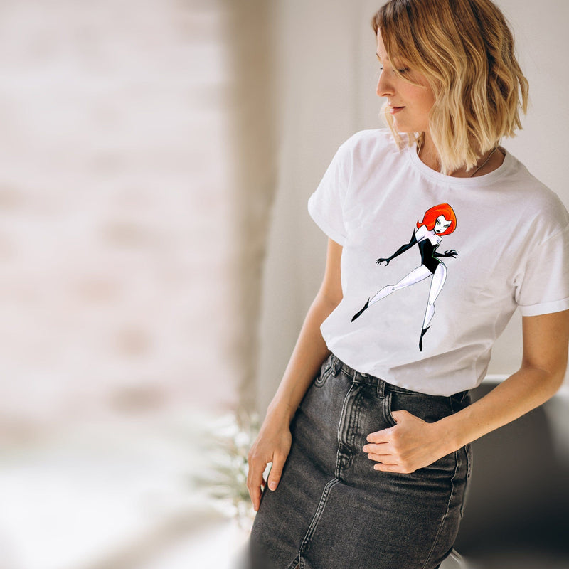 Cartoon Girl T-Shirt