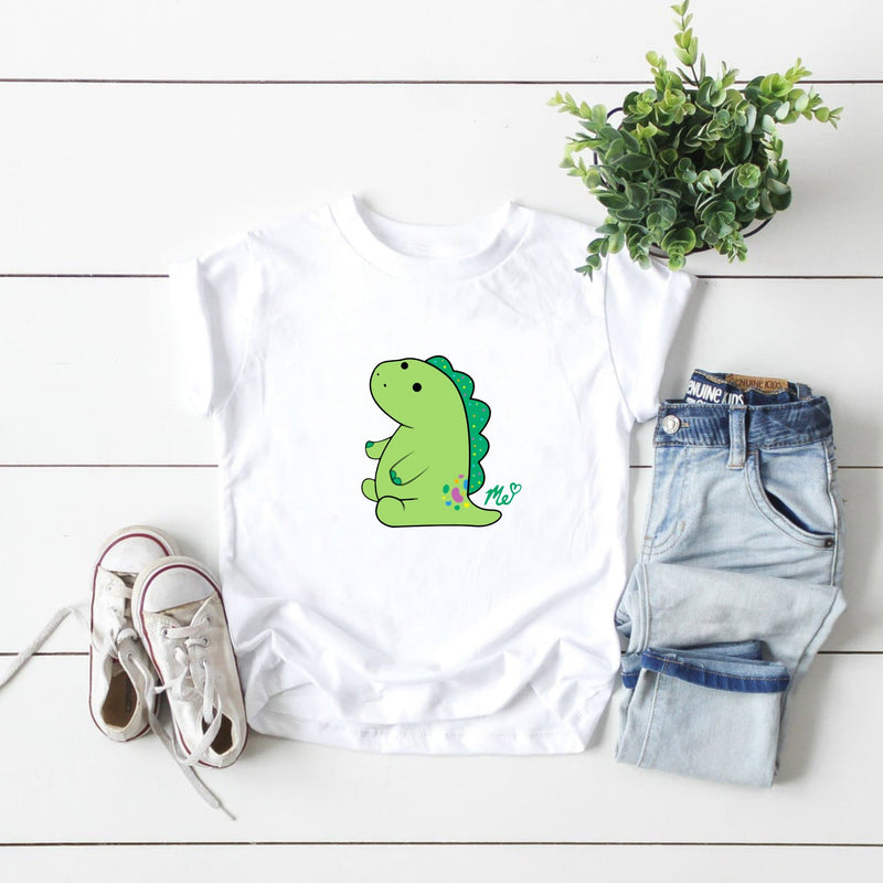 Mini Aligator Boy Kids T-shirt