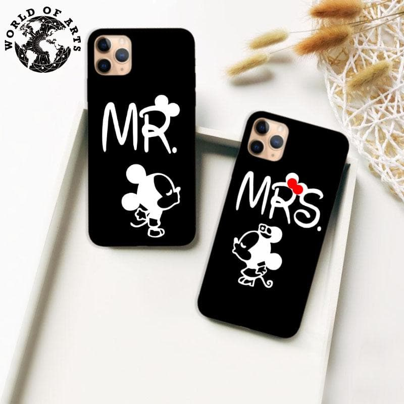 Couple mr & mrs Cover