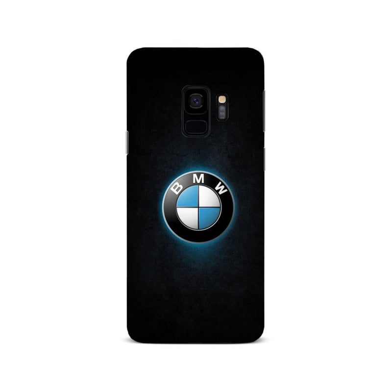 BMW logo dark cover