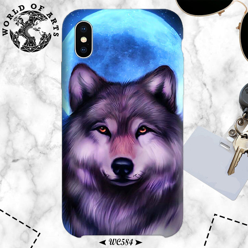 Wolf moon cover