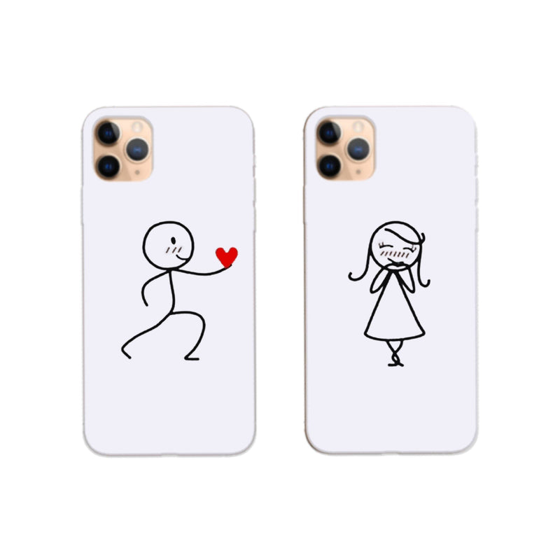 Couple love matching Cover