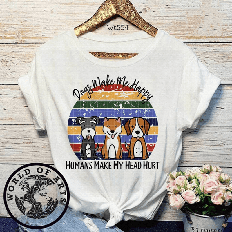 Dogs Lover T-Shirt