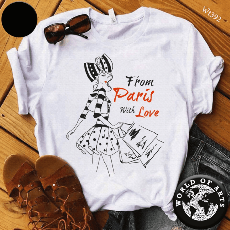 Fashion Girl T-Shirt