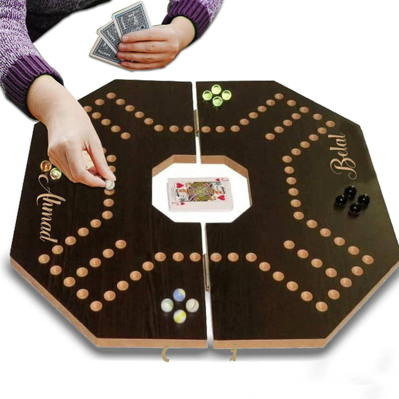 4 Players Wooden Jakaro