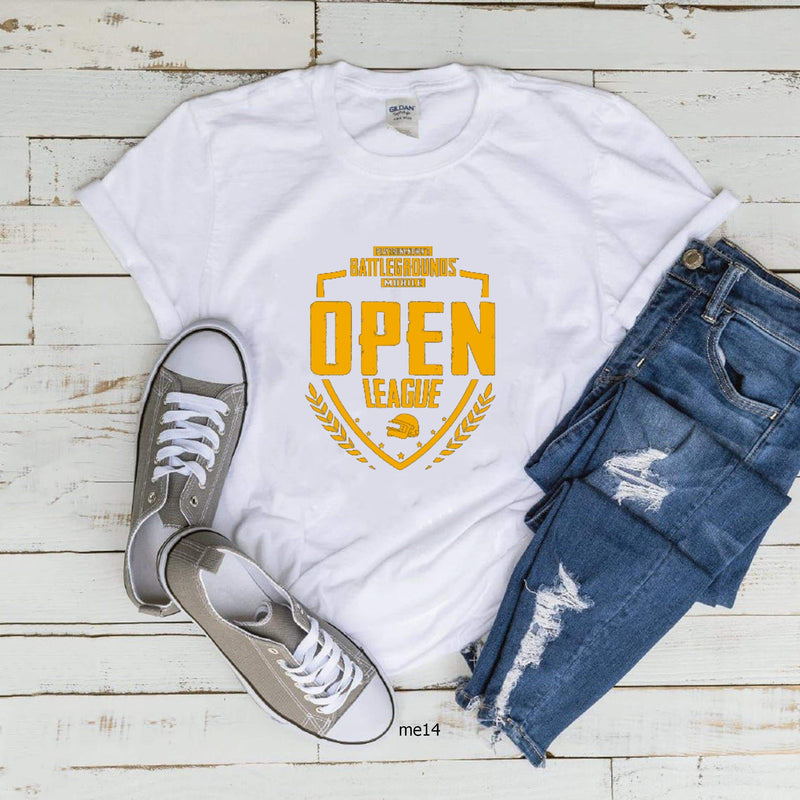 Open League T-Shirt
