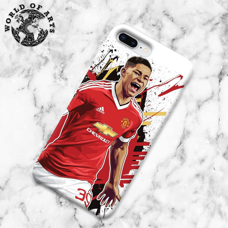 Rashford Manchester United cover