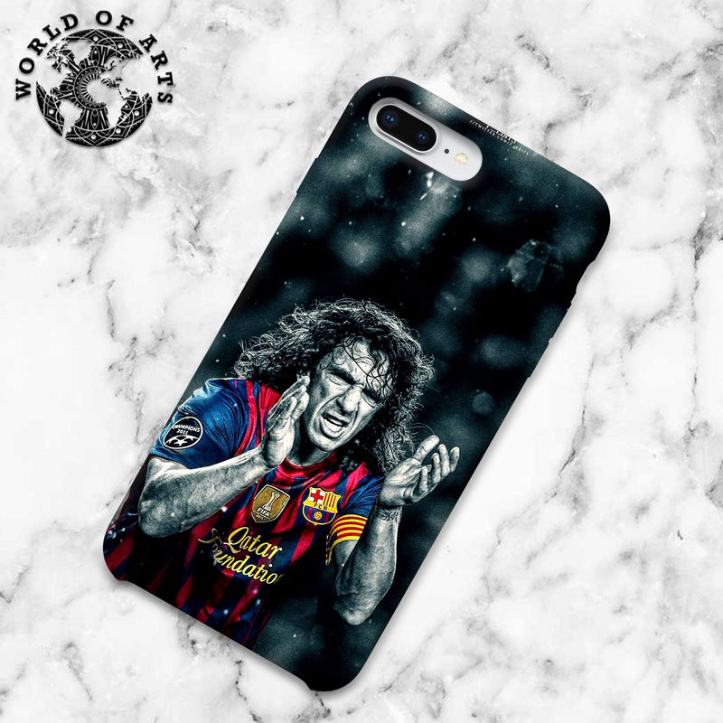 Puyol Barcelona cover