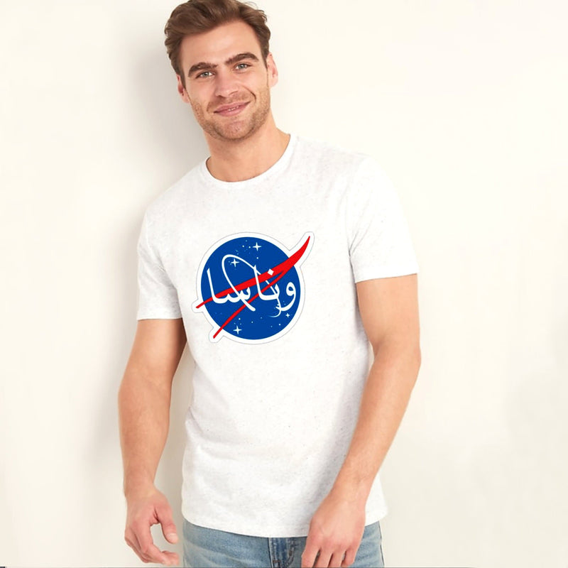 and Nasa T-Shirt
