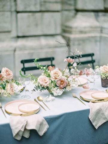 Spring Wedding Floral Inspiration